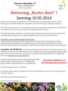 Aktionstag UDHZ 10.05.2014